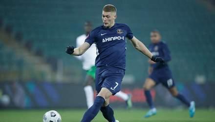 Шевченко дополнительно вызвал в сборную новичка на фоне больших кадровых потерь