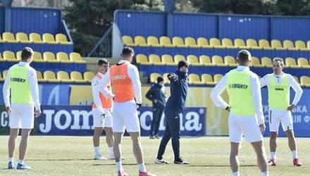 Франція – Україна: дебютант Довбик не полетів на матч