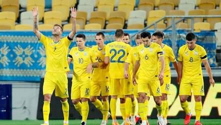 Франція – Україна: команди визначилися з формою на матч