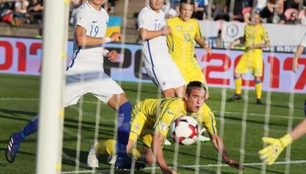 Україна – Фінляндія: стартові склади на матч відбору до ЧС-2022