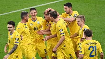 Україна –Фінляндія: відео голів та огляд матчу