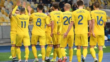 Стала відома заявка збірної України на матч з Казахстаном