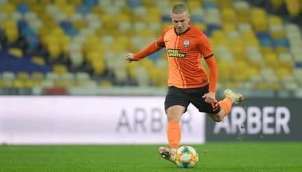 Корнієнко почав тренуватися –він пропустив матчі збірної в кваліфікації ЧС-2022