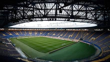 Перед Евро-2020 сборная Украины может провести все три матча в одном городе