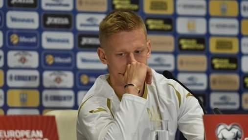 Зинченко нашел позитив в разгромном поражении сборной Украины: видео