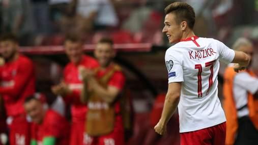 Сборная Польши потеряла трех игроков перед матчем с Украиной