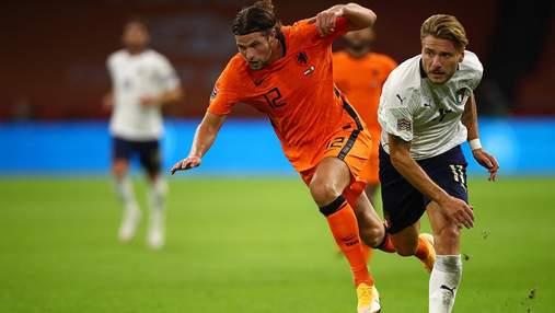 Суперник України на Євро-2020 – Нідерланди вирвали нічию в Іспанії: відео