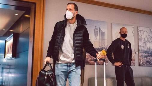 Збірна Німеччини втратила футболіста перед грою з Україною