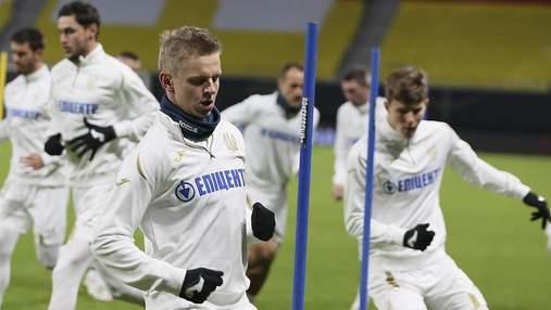 Кто сможет сыграть против Германии: состав сборной Украины