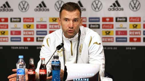 Не вистачило реалізації: Шевченко розкрив причини поразки збірної України від Німеччини