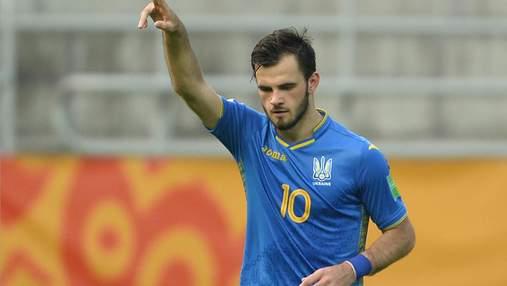 Шевченко довикликав у збірну трьох новачків