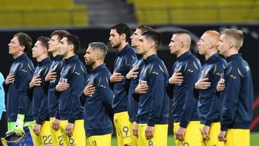 Швейцария – Украина: анонс на решающий матч Лиги наций