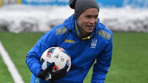 Шевченко планировал вызвать в сборную Украины Мудрика: почему сорвался дебют