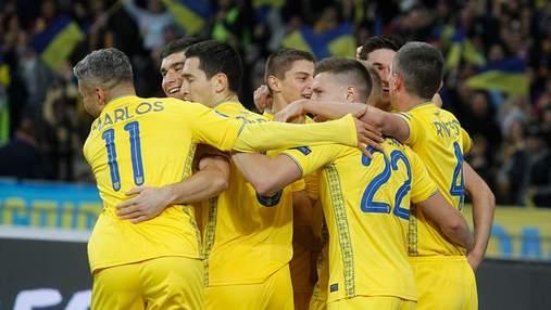 Швейцария – Украина: Шевченко объявил заявку сборной на решающий матч Лиги наций