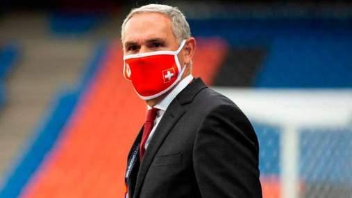 Директор сборной Швейцарии – об отмене матча с Украиной: Это позор