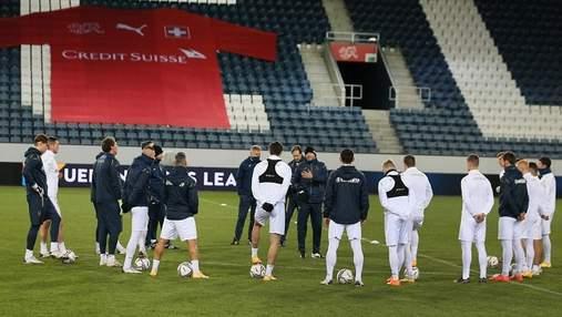 Швейцария – Украина: виновник отмены матча объяснил свою позицию