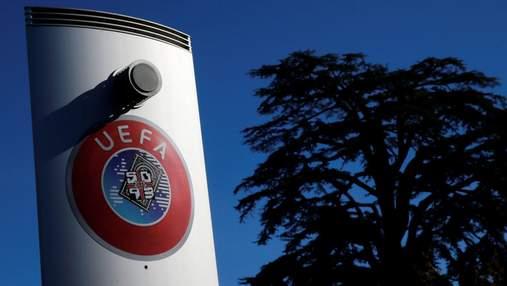 Швейцарія – Україна: УЄФА назвав дату слухання