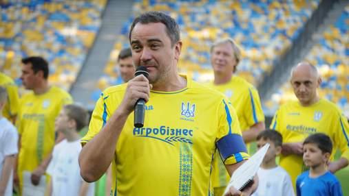Павелко розповів про підготовку УАФ до апеляції в суді Лозанни