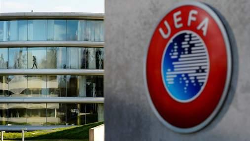 Швейцария – Украина: УЕФА наконец объяснил свое скандальное решение