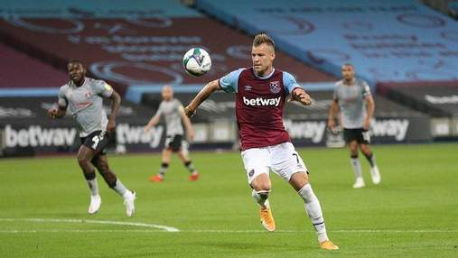 Ярмоленко одужав від COVID-19 – проти Манчестер Юнайтед він ще не зіграє