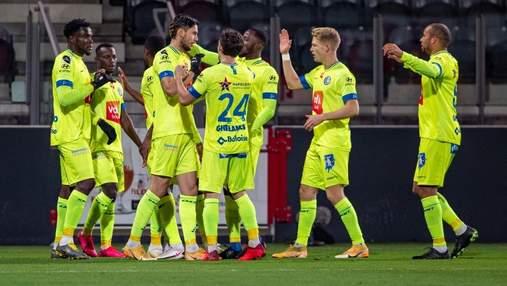 Гольовий пас Яремчука не врятував Гент від поразки у прем'єрному матчі нового тренера