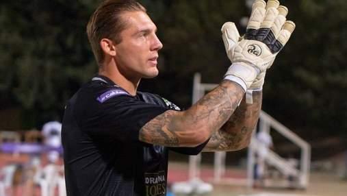 Рудько залишиться у Пафосі –ексголкіпер Динамо цікавив європейські клуби