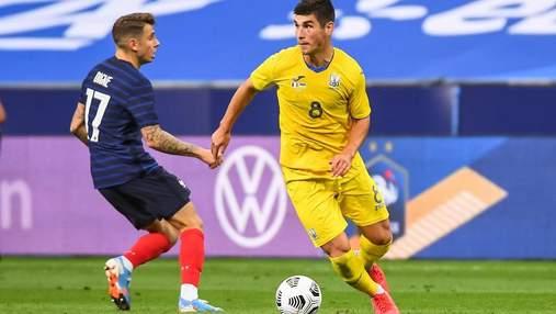 Левченко назвав найкращого гравця збірної в 2020 році