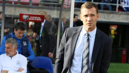 Шевченко – в списке лучших тренеров сборных десятилетия