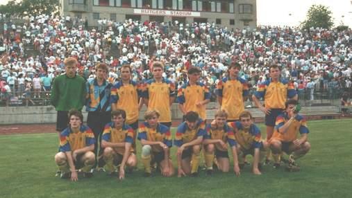 Киргиз в сине-желтых цветах: он стал первым чемпионом и забил особенный гол