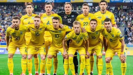 Украина понизилась в Лиге наций: CAS оставил решение УЕФА в силе