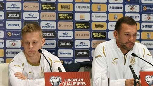 Времени на раскачку нет, – Зинченко о матче с Францией и травмах партнеров