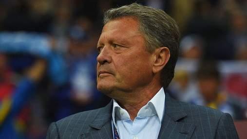 Маркевич раскрыл секреты удачного результата Украины в матче с Францией