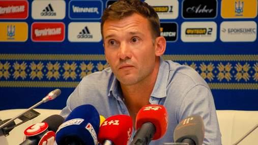 Шевченко озвучил планы на игру с Финляндией: пресс-конференция наставника сборной Украины
