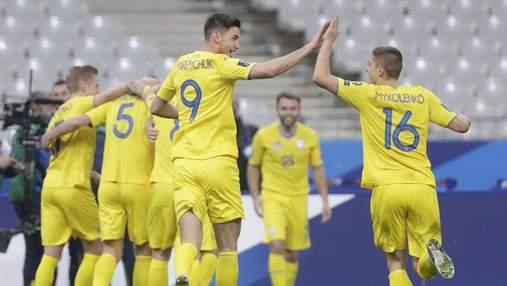 Шевченко назвал стартовый состав на матч с Казахстаном