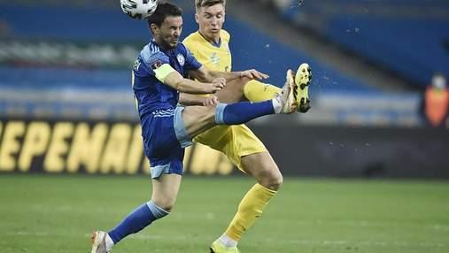 Сидорчук прокоментував матчі збірної: позитив та негатив від капітана Динамо