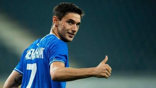 Колишній клуб Кріштіану Роналду визначився щодо трансферу Яремчука