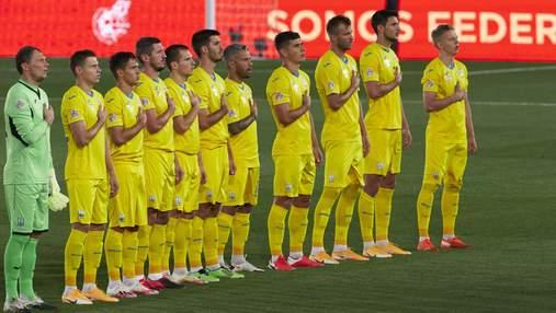 35 гравців, серед них новачки: оголошено список збірної для підготовки на Євро-2020