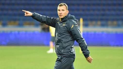 Шевченко признался, какой клуб мечтает тренировать