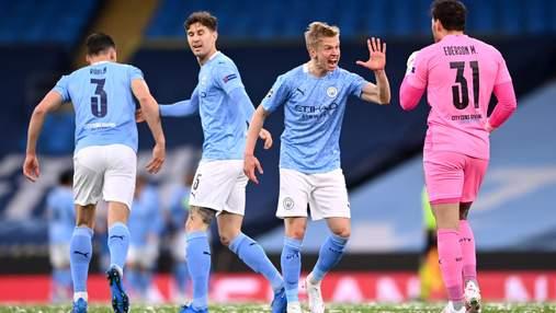 Зинченко выдал невероятный матч против ПСЖ – Сити пробивается в финал ЛЧ: видео