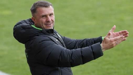 Ребров хоче запросити у Ференцварош гравців збірної –успіхи Динамо ускладнюють завдання