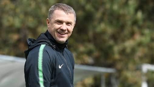 Ребров приголомшив Ференцварош заявою про звільнення ще взимку –боси клубу не знають причини
