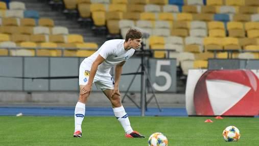 Забарний може перейти в Челсі –Шевченко особисто сприяє трансферу захисника