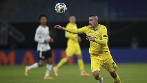 Україна перемагає Північну Ірландію у спарингу: дебютний гол Зубкова перериває неприємну серію