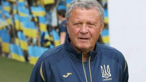 Евро-2020: Маркевич назвал украинских футболистов, которые должны засиять на турнире