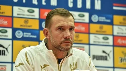 Хотілося, щоб гра швидше закінчилася, –Шевченко прокоментував звитягу над Північною Македонією