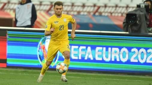 Караваев объяснил невыразительную игру Украины в матче с Австрией