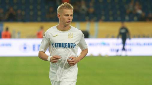 Зінченко розповів, про що говорила команда після поразки Австрії