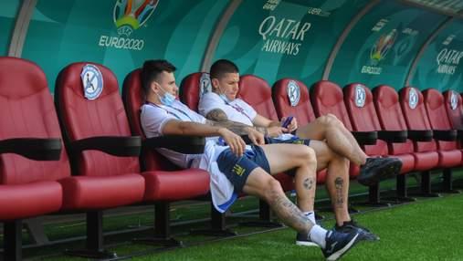 Украина потеряла защитника на Евро-2020 – он уже покинул расположение сборной