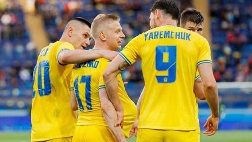 Легендарный Анчелотти назвал главную проблему сборной Украины на Евро-2020