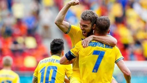 Украина проиграет Швеции, турнир выиграет Франция – прогноз искусственного интеллекта на Евро